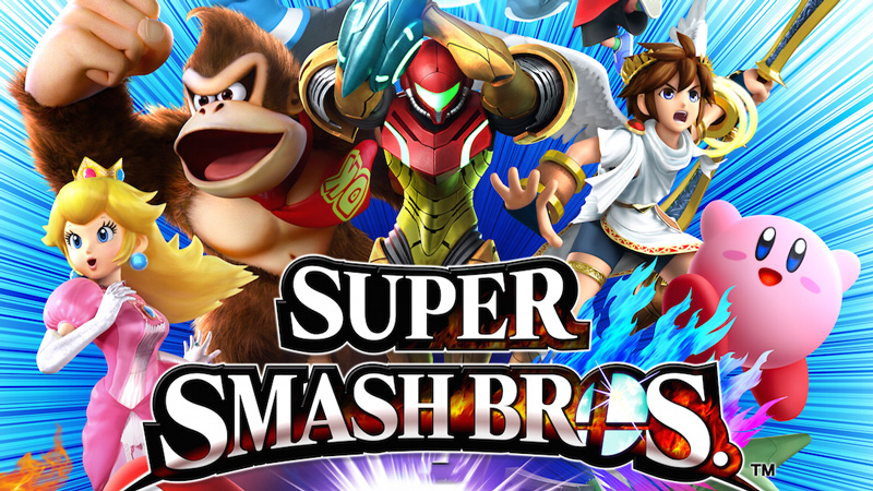 Super Smash Bros: For Wii U