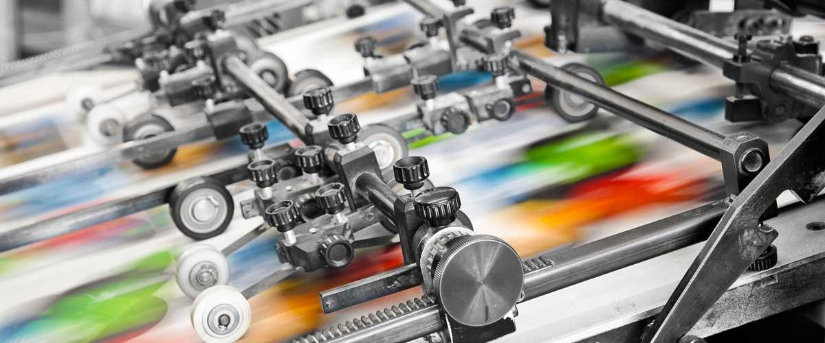 London printing company
