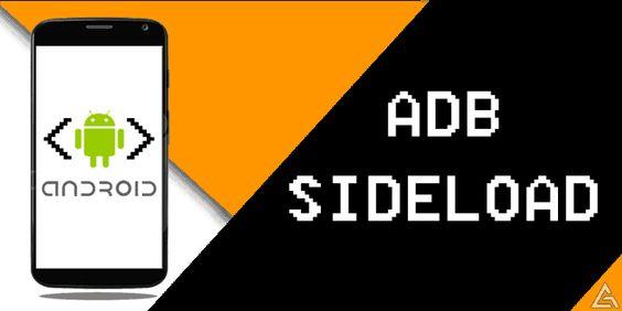 ADB sideload 1