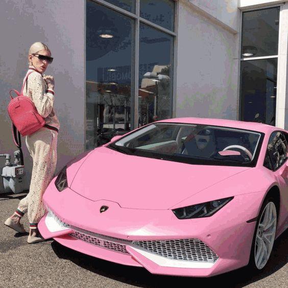 Jeffree Star Lamborghini Huracan