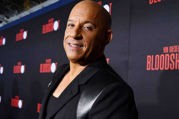 Is Vin Diesel Married