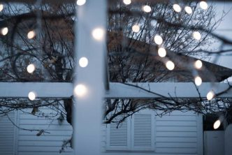 Lighting Solutions for Your Garden at Winter