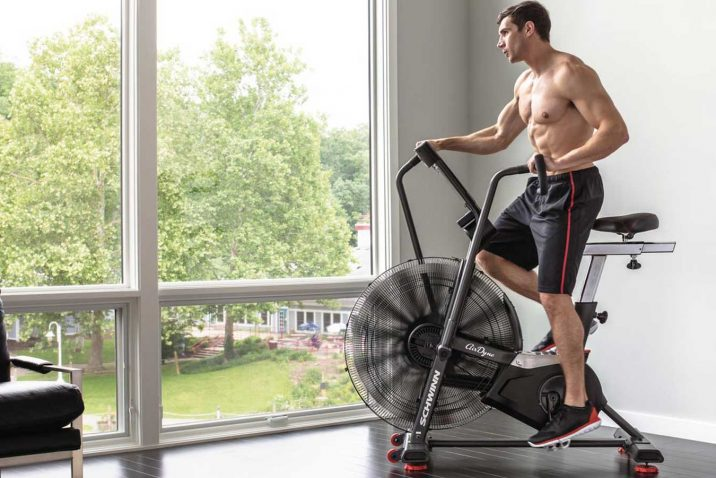 Assault Air Bikes