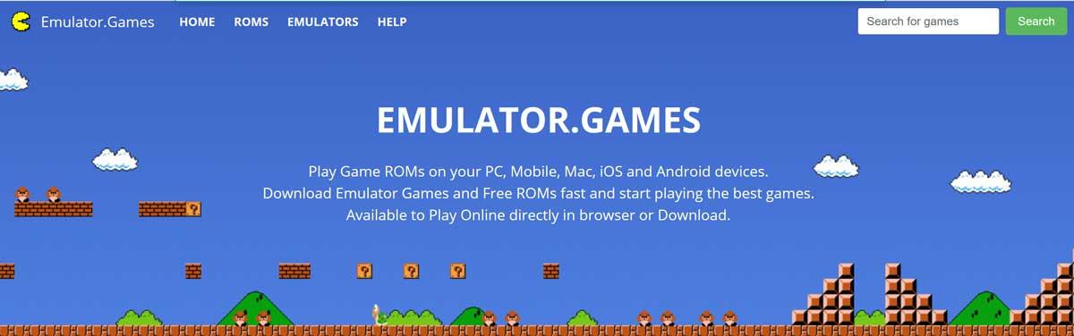 Emulator.Games