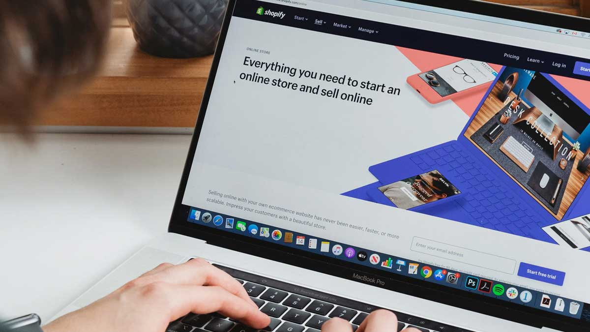 Selecting Shopify Ecommerce