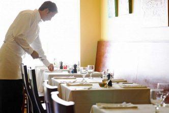 Clean Restaurant