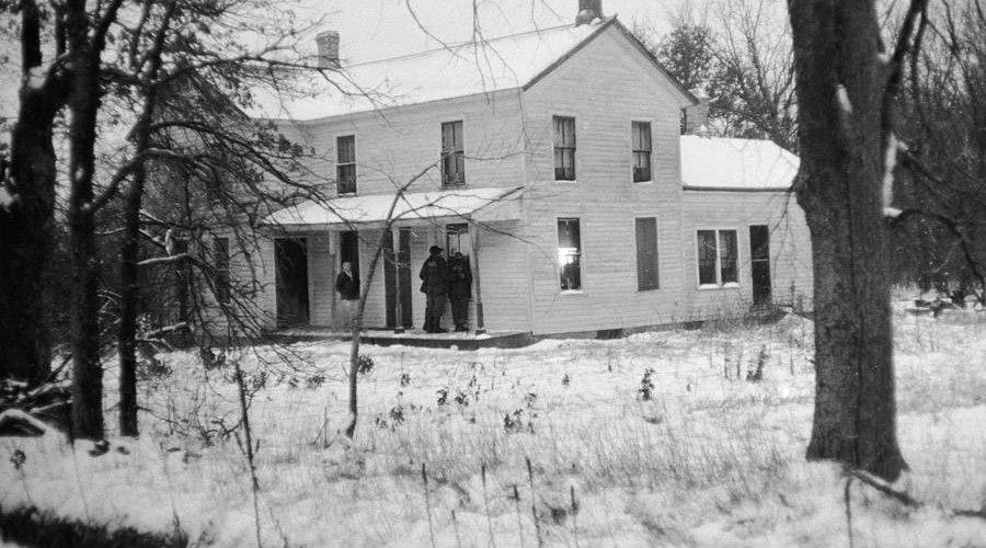 Ed Gein's House
