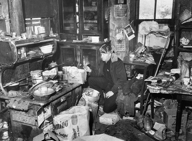 Inside Ed Gein's House