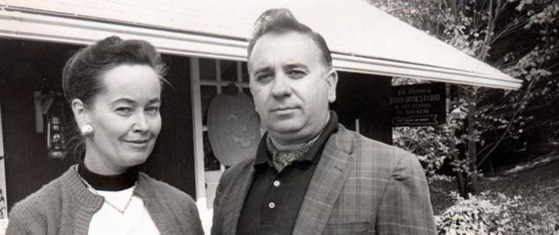 Loraine and Ed Warren