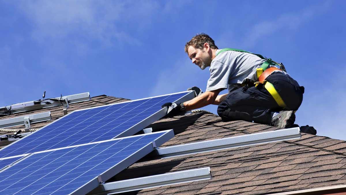 Solar Panel Installation in Brisbane