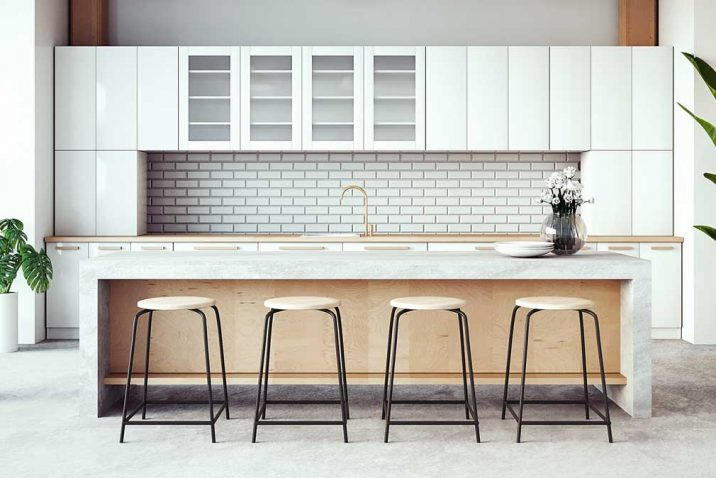 Why use tiles in the kitchen