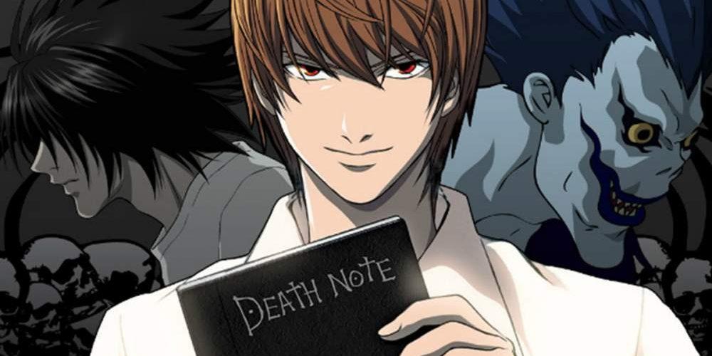 The Plot of Death Note Season 2