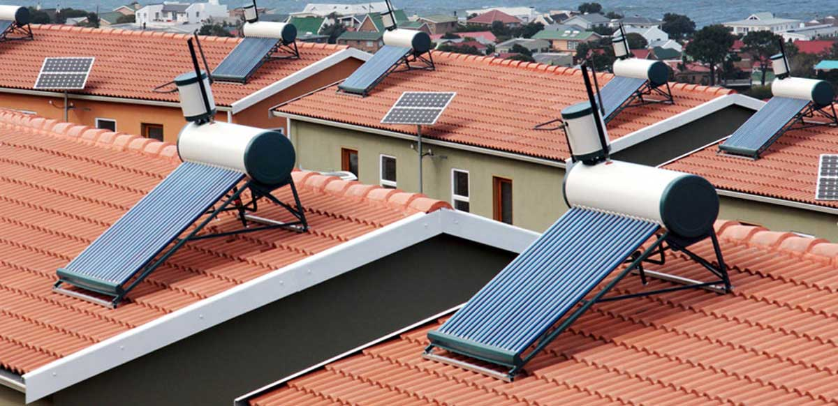 5 Common Problems with a Solar Water Heater