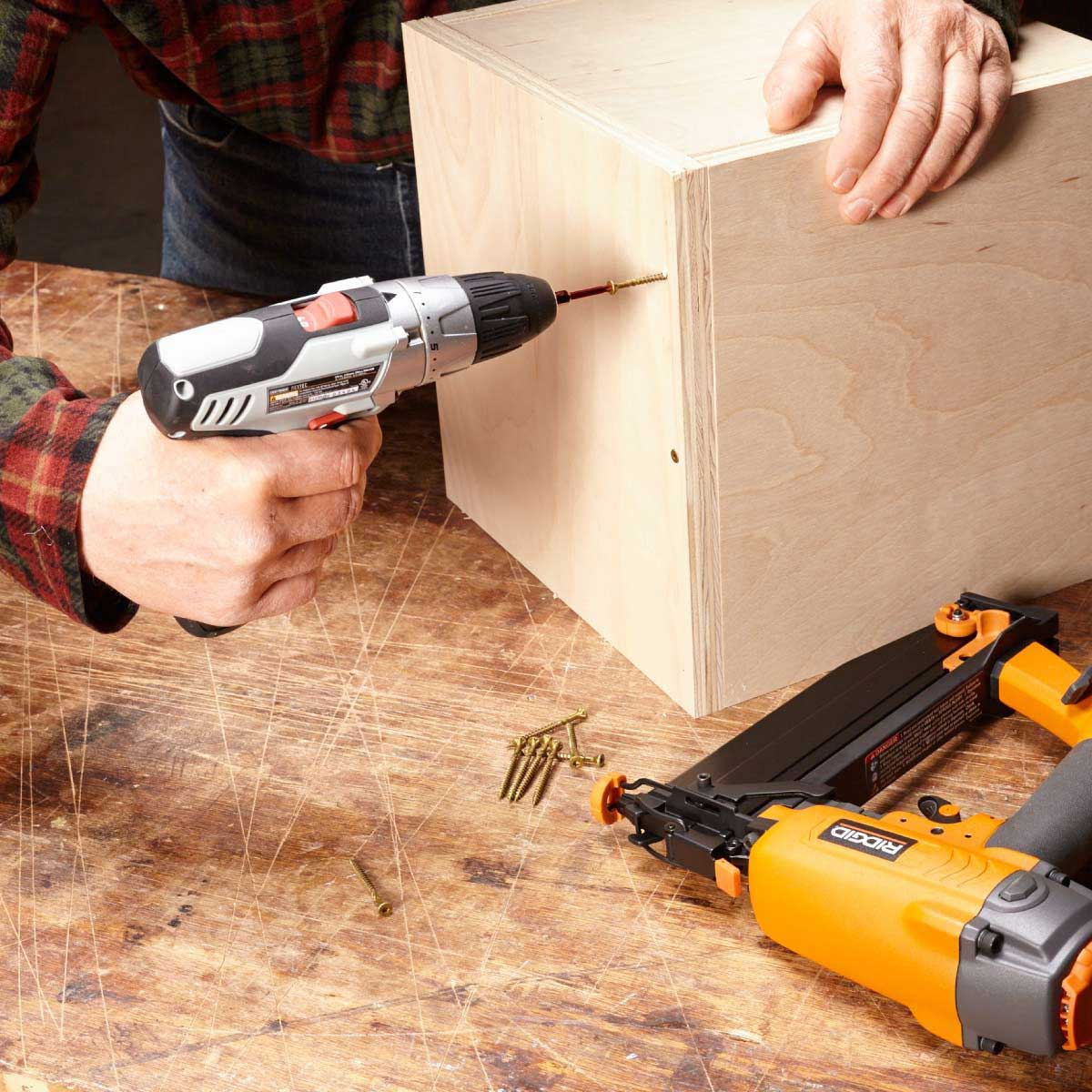 How to choose a Finish Nailer
