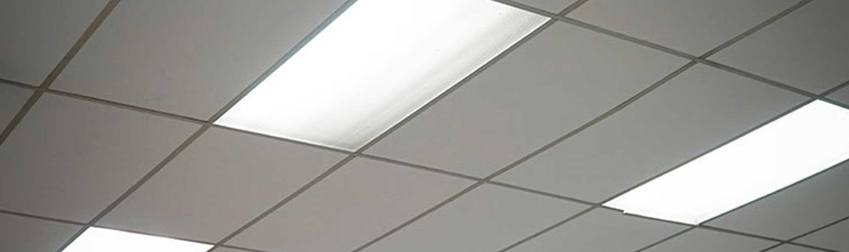 LED panels in your office