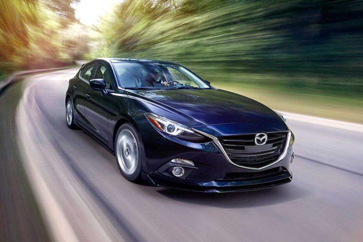Replace Struts on Mazda 3