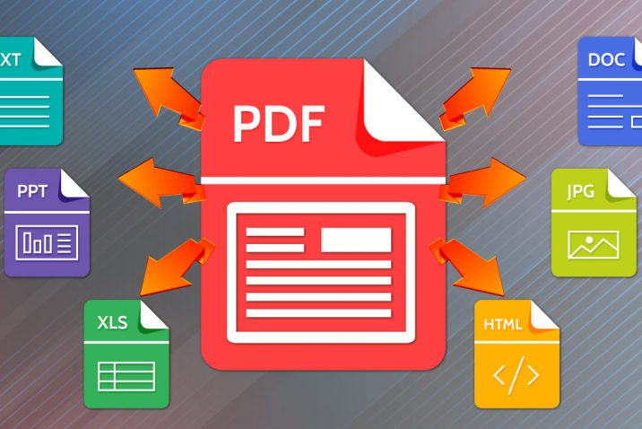 Convert a PDF File