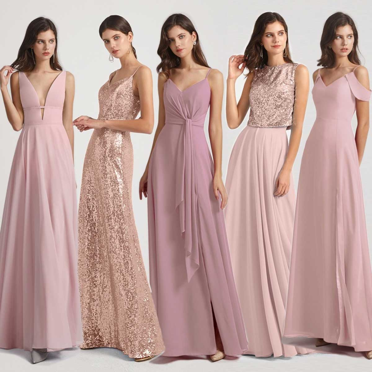 Different-Dress-Styles-and-Colors