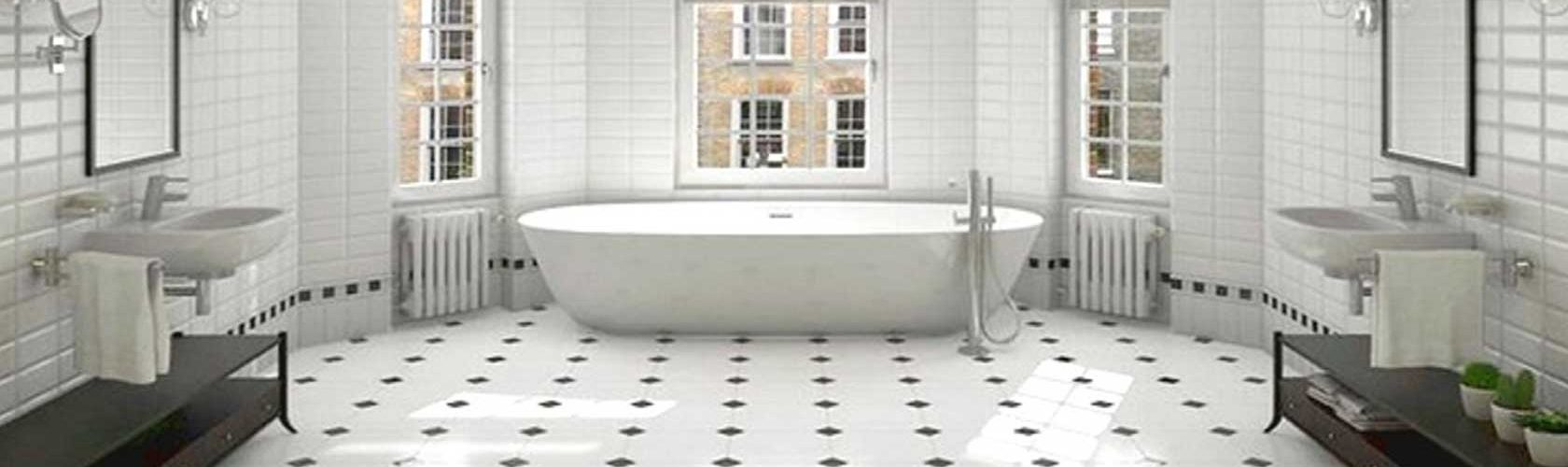 Elevate The Aesthetics Of Your Bathroom With Charming Bathroom Tiles