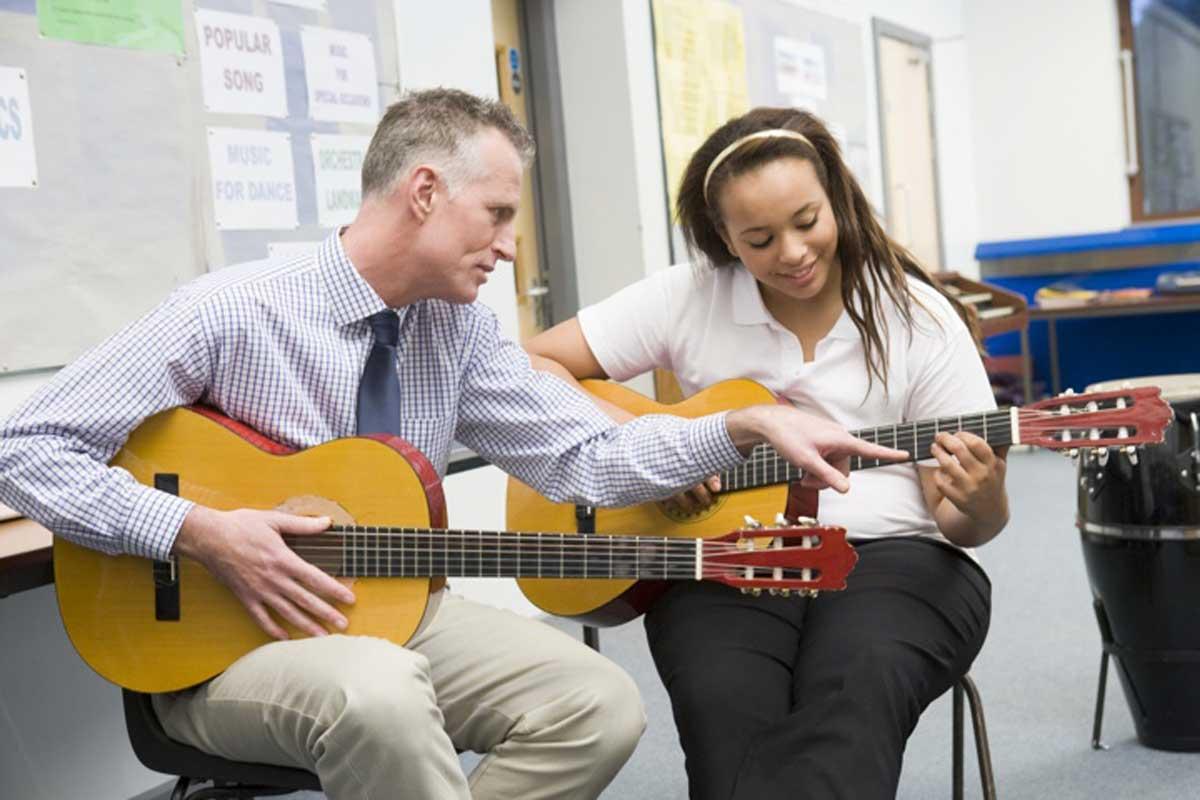 Music Teacher Job Description
