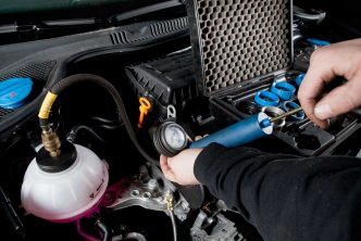 Fix Antifreeze Leak