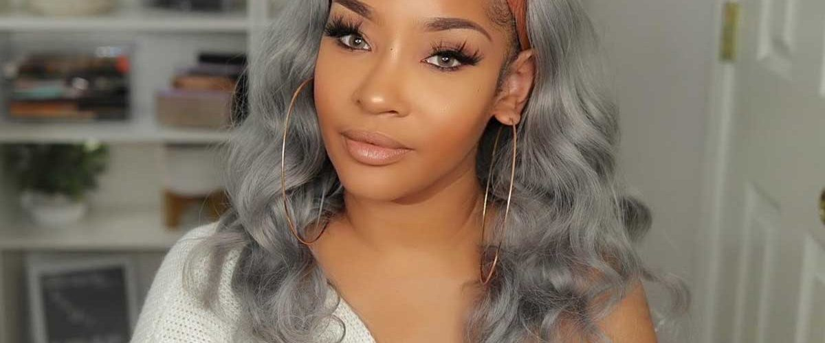 How you should color your headband wigs