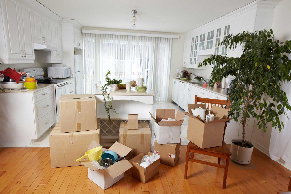 Make Packing Your Kitchen