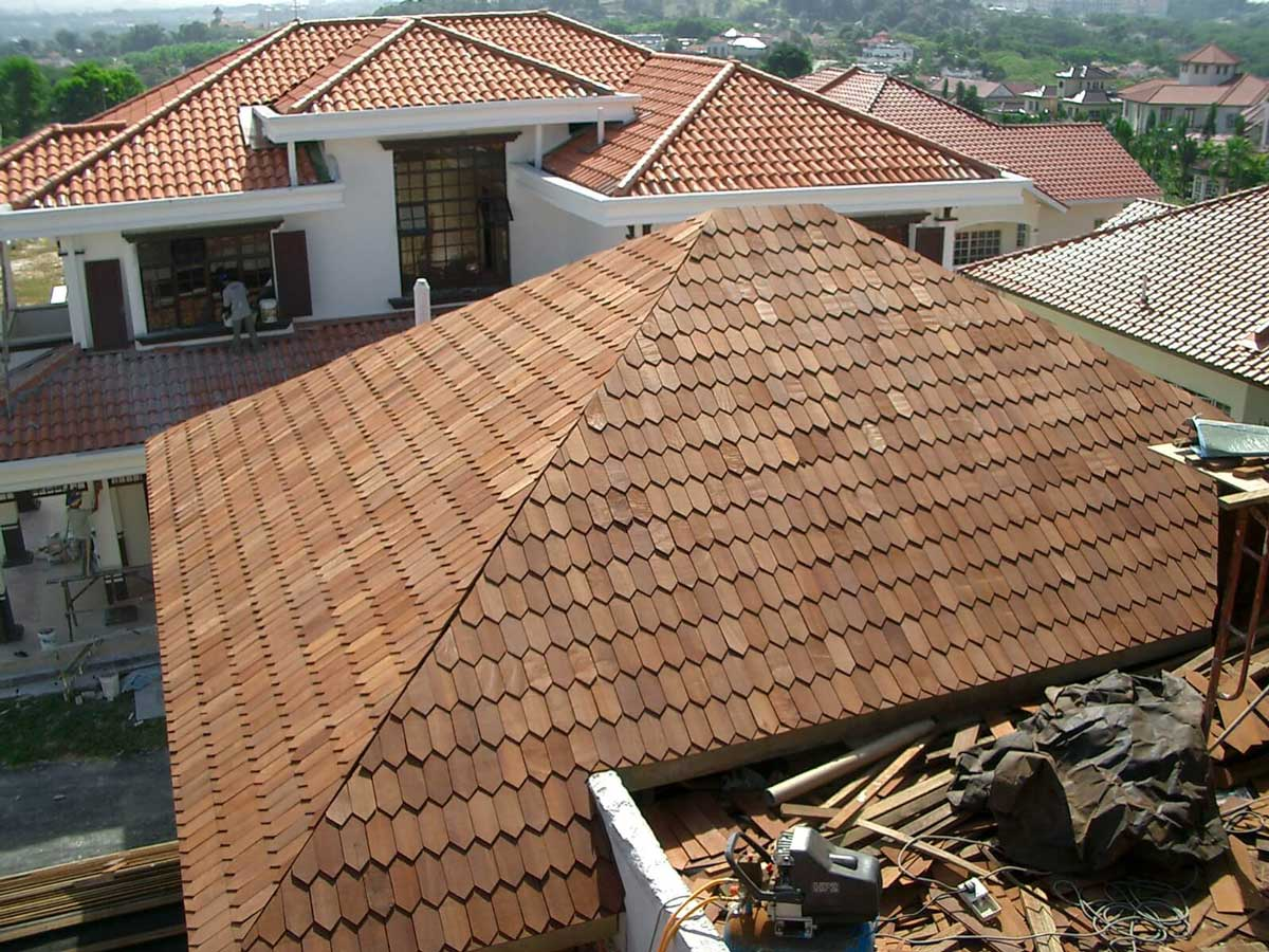 Make Your Roof Waterproof and Heatproof