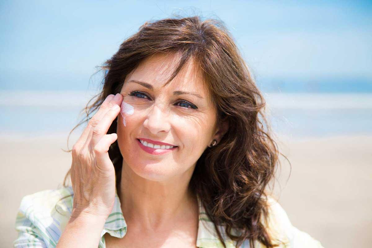 Reverse Sun-Damaged Skin