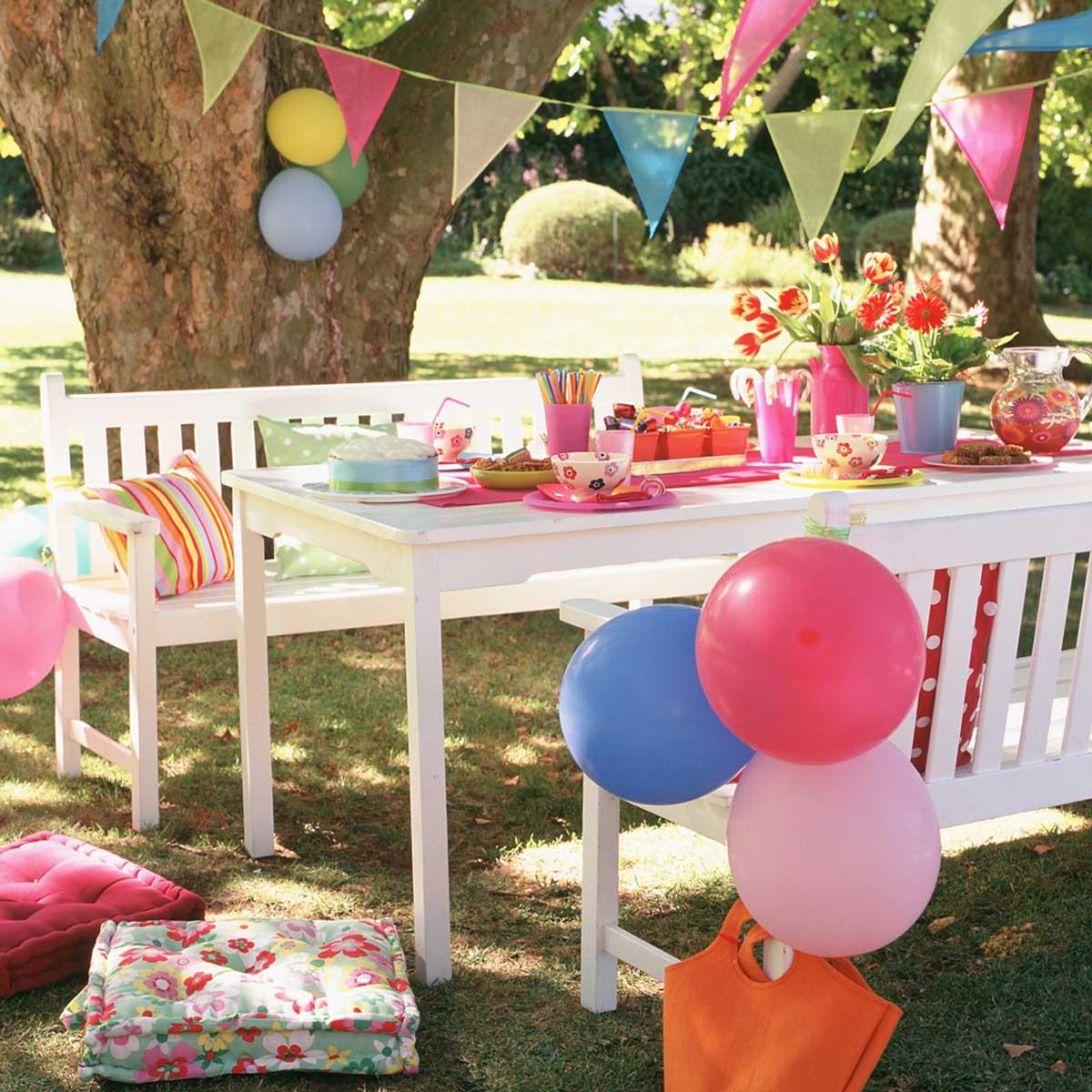 Summer Birthday Party