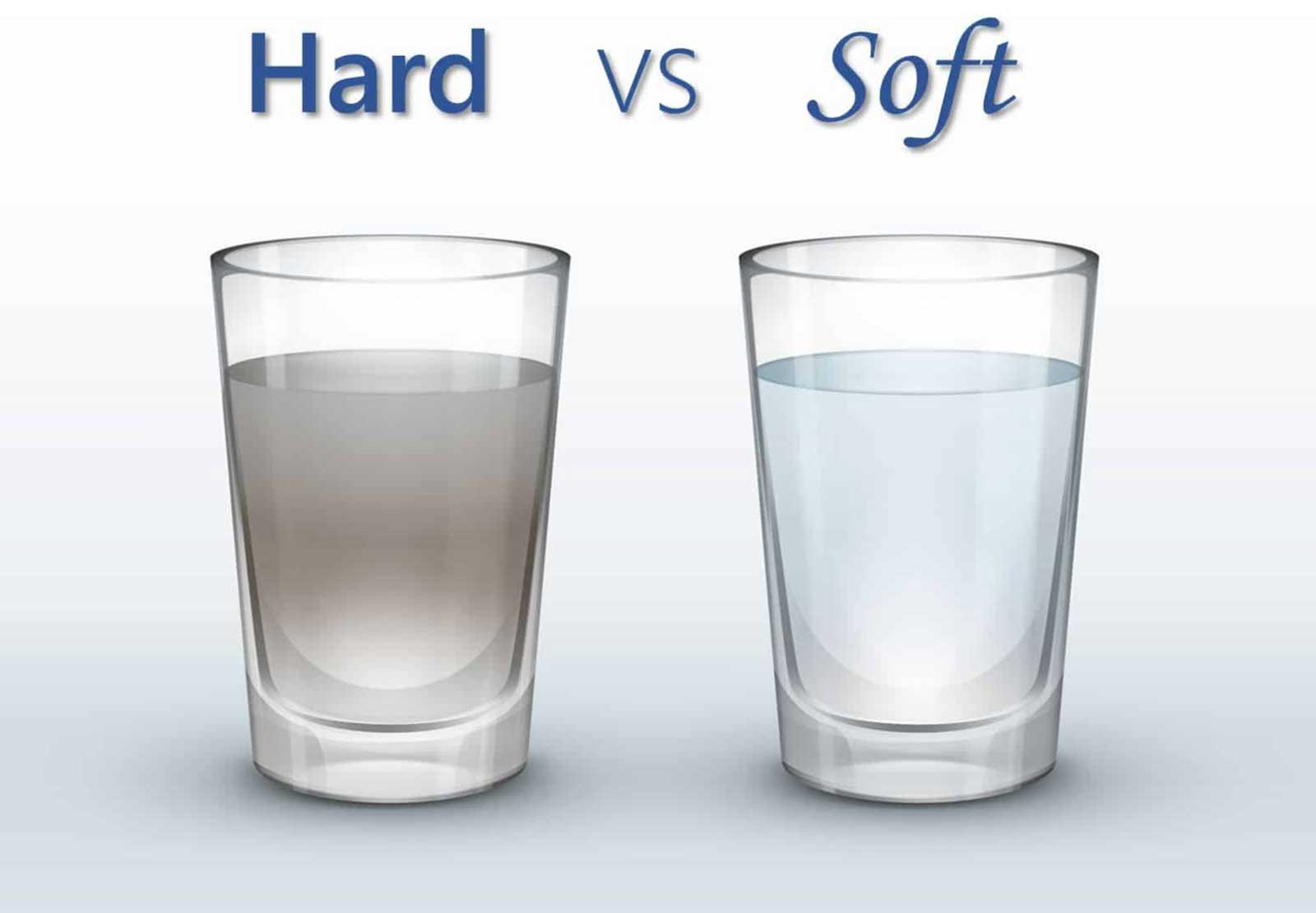 The Difference Between Hard and Soft Water
