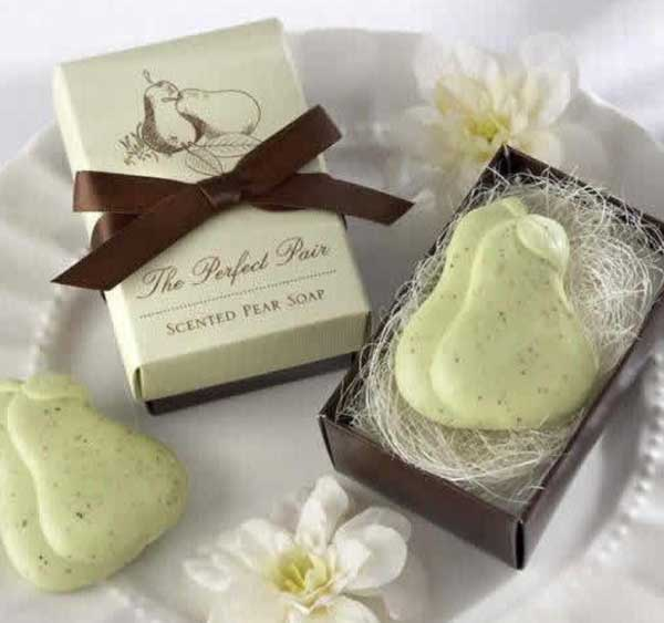 The Perfect Pair Scented Soap