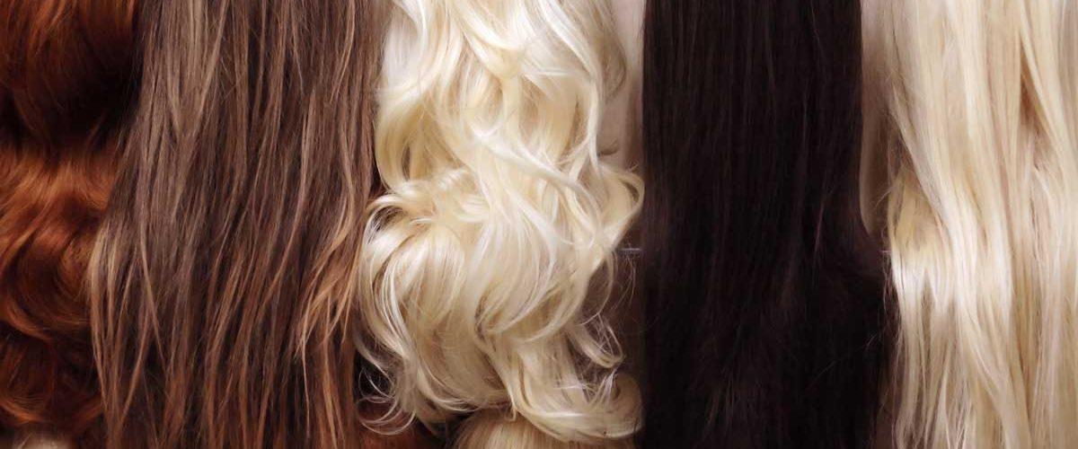 buying a human hair wig