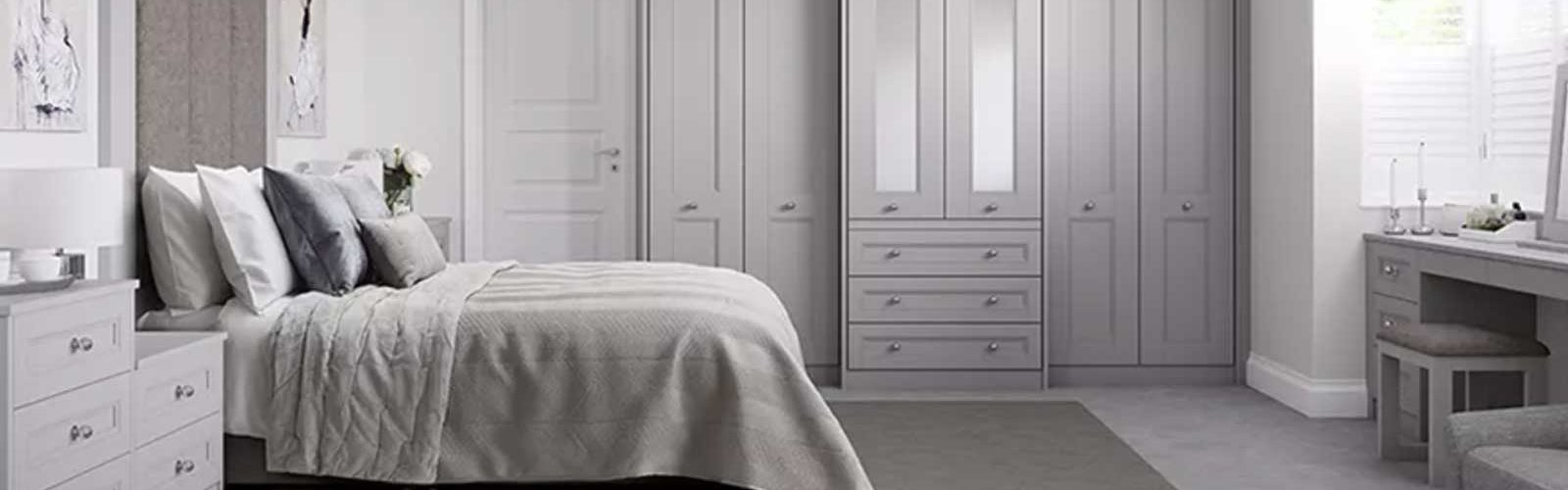 design a fitted bedroom