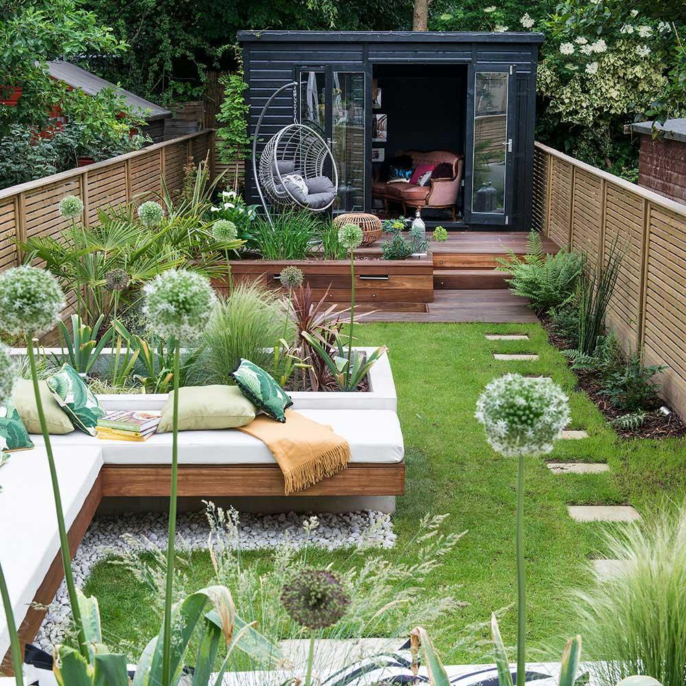 6 Latest Garden Decoration Ideas