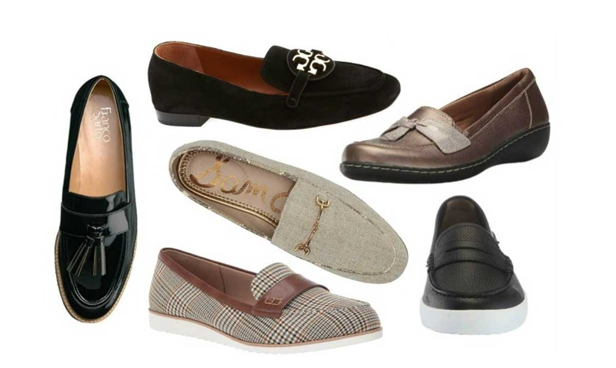 Loafers are the ones that provide