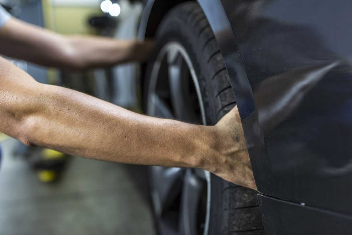 Rotate Your Tyres Regularly