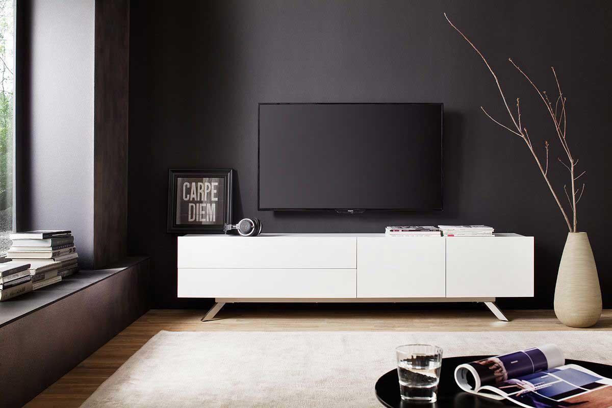 6 Amazing Benefits of White TV Unit