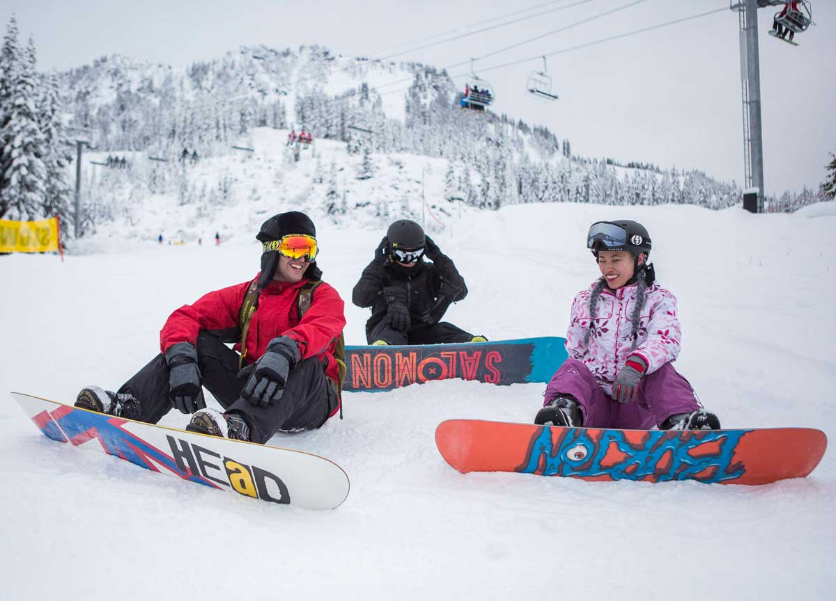 6 Things First-Time Snowboarders Need