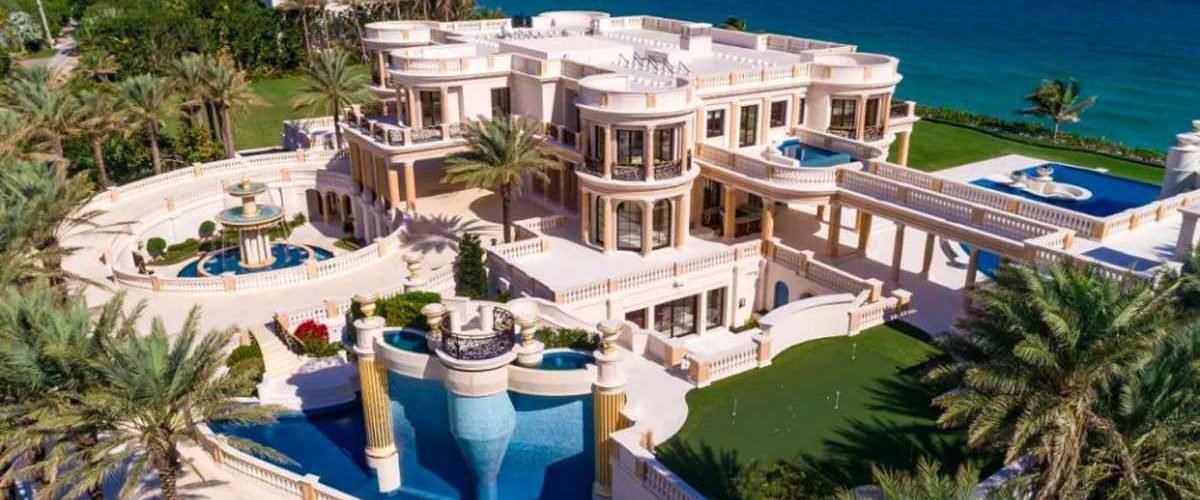 Most Expensive Houses