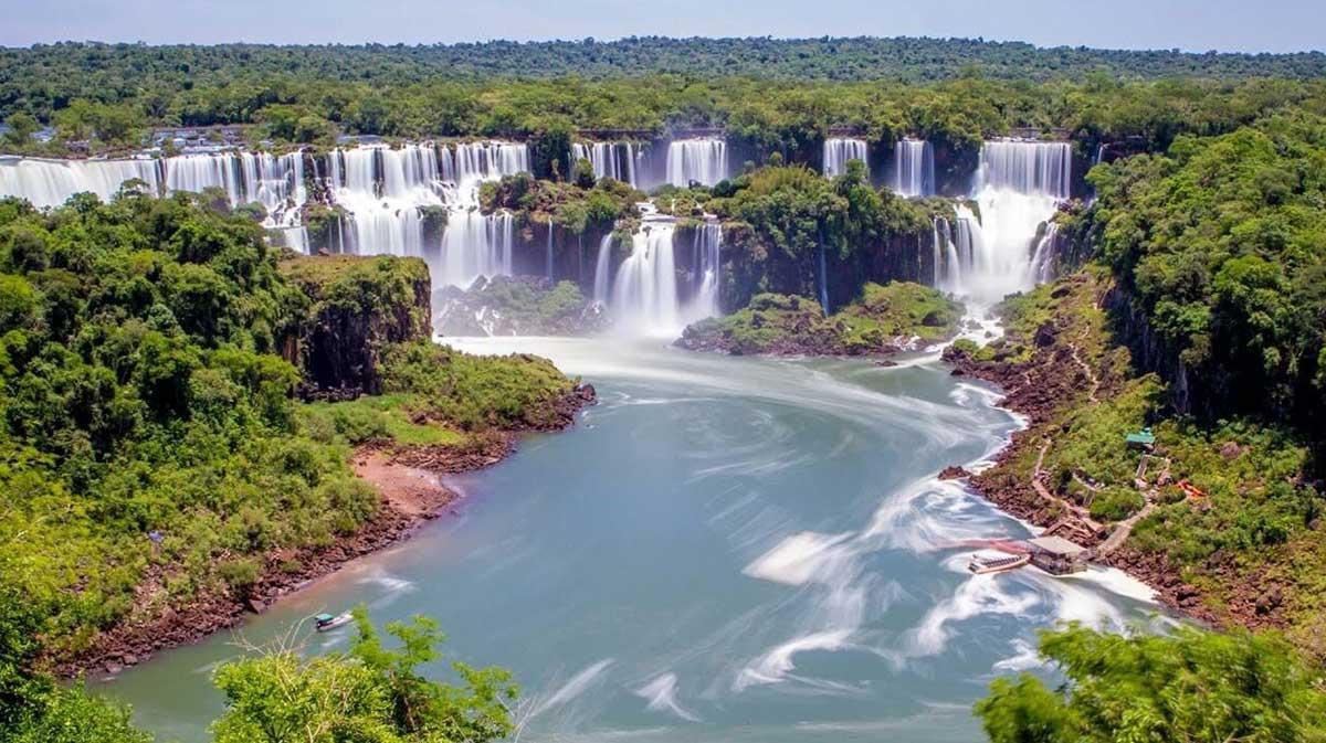 Mythic Waterfall