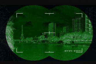 Night Vision Scopes Work