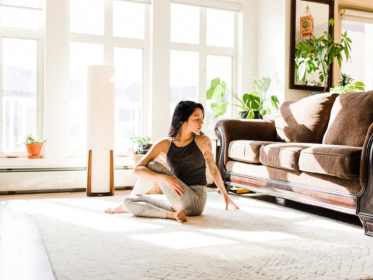 Practice Self-Care at Home
