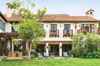 Spanish-style homes