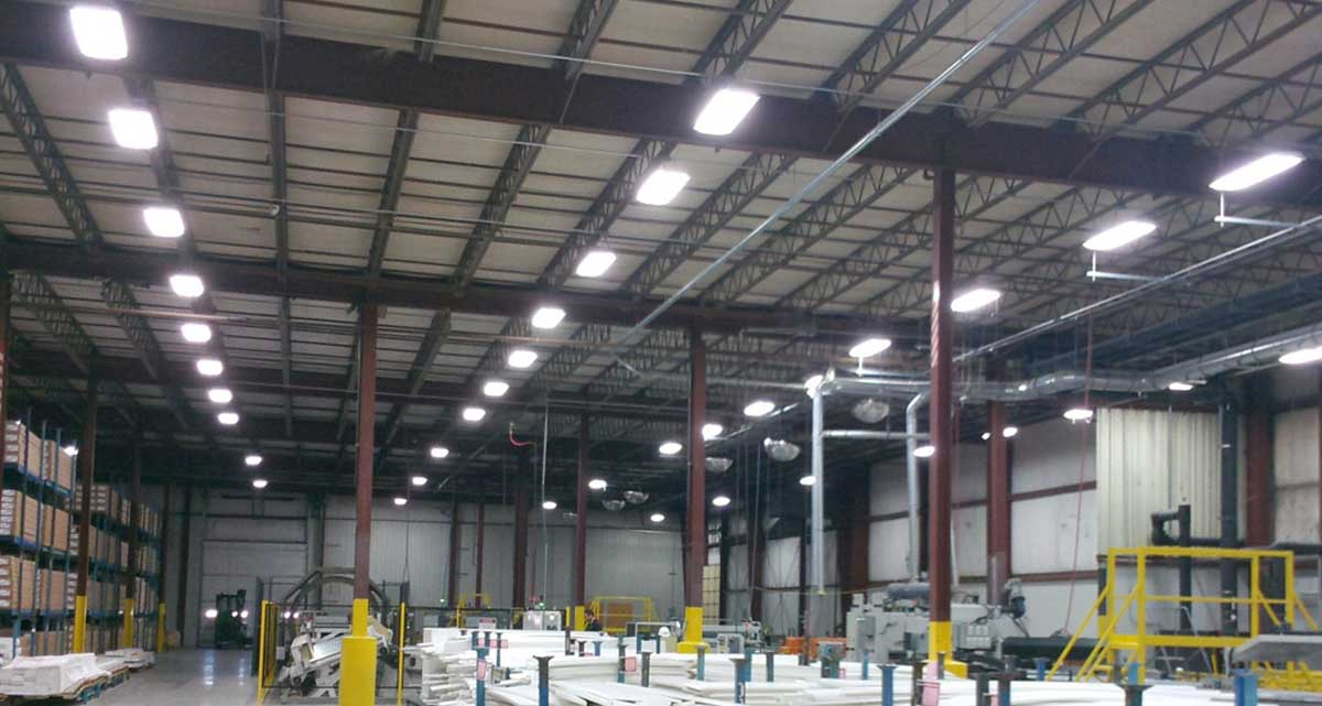Specifications and advantages of LED high bay lights