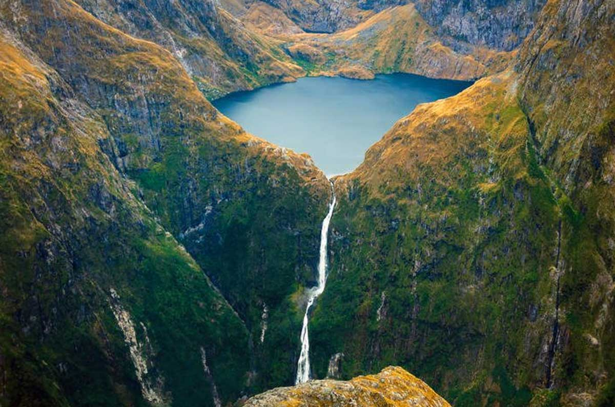 The Best Scenic Spot Of New Zealand