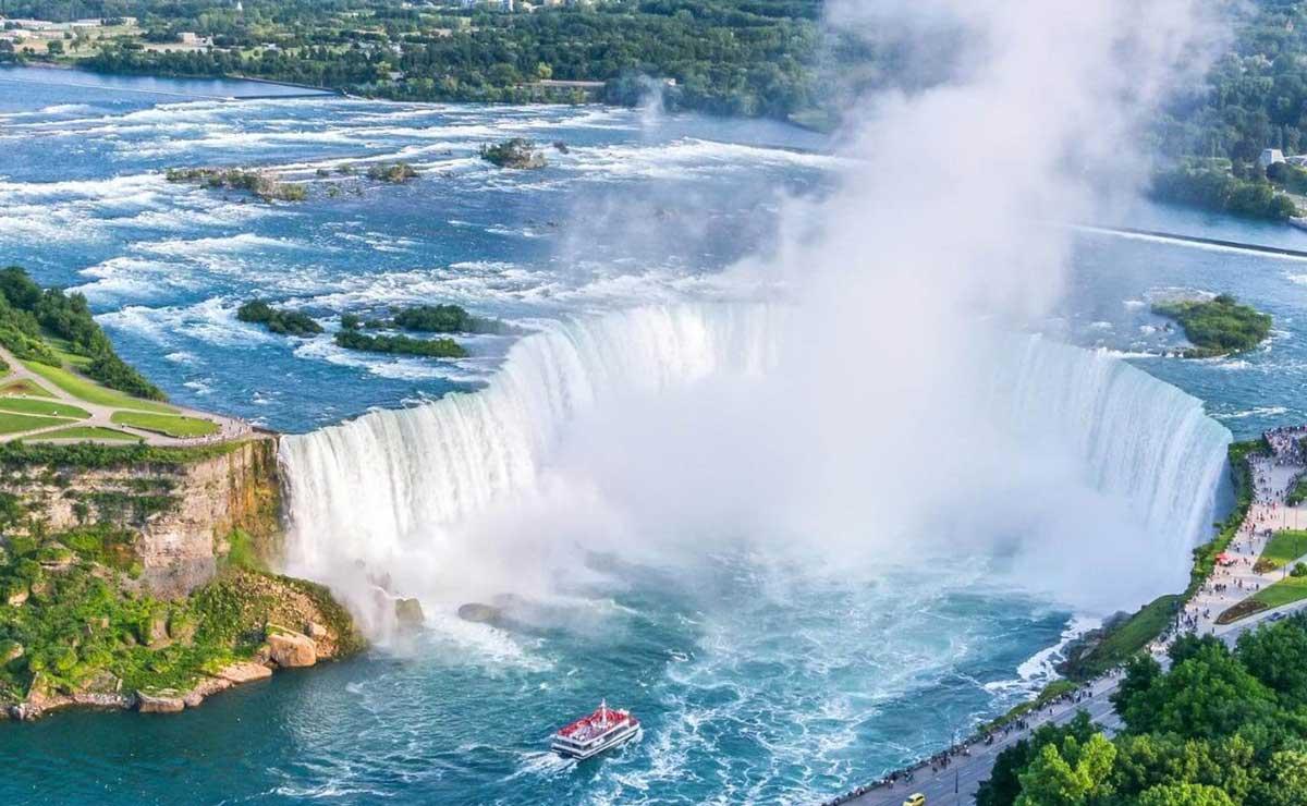 The Popular Niagara Waterfalls