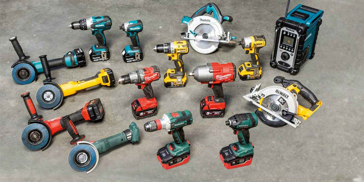 What Kind Of Power Tools Are The Best