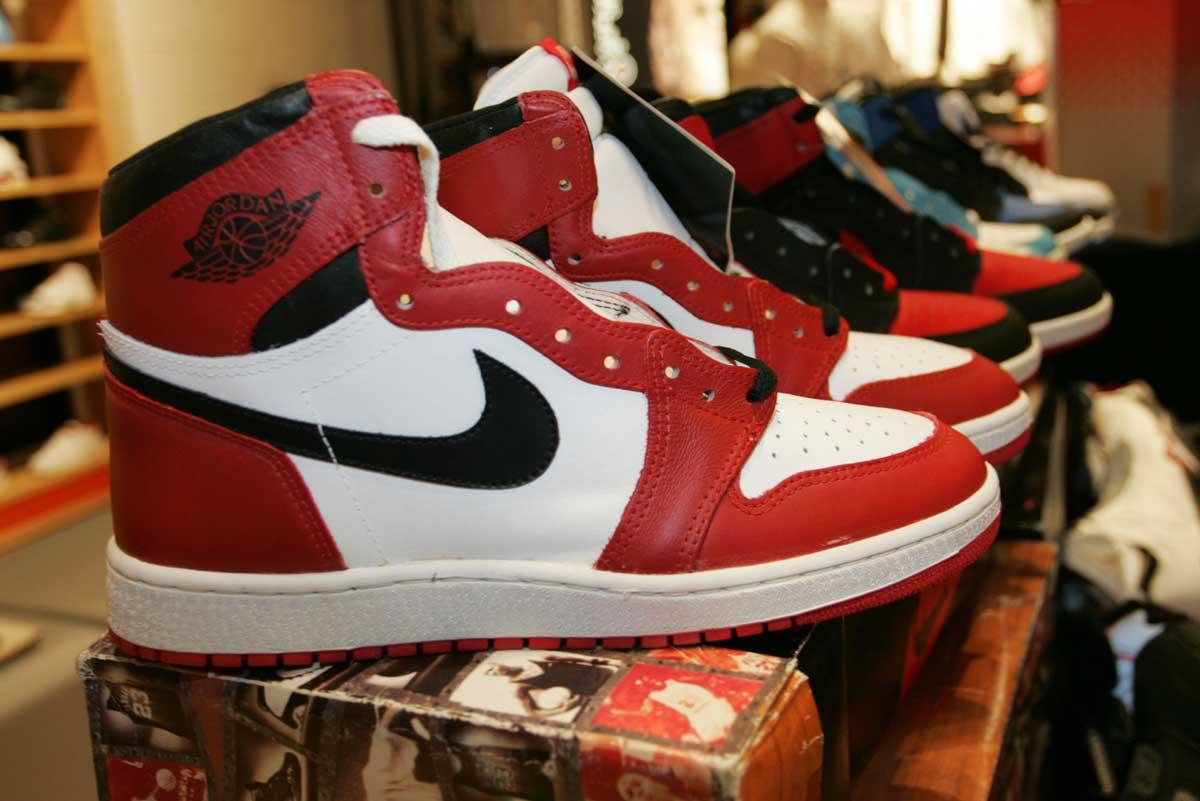 A History of the Air Jordan 1s