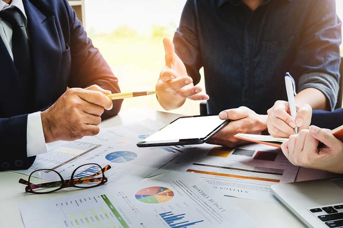 Financial Automation For Businesses